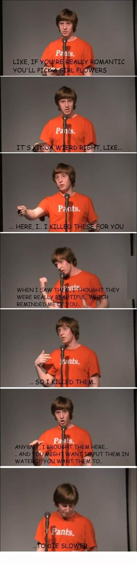 Shouldve stuck with dead bodies. Girls love dead bodies. - meme