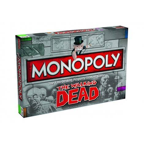 Monopoly version Walking Dead - meme
