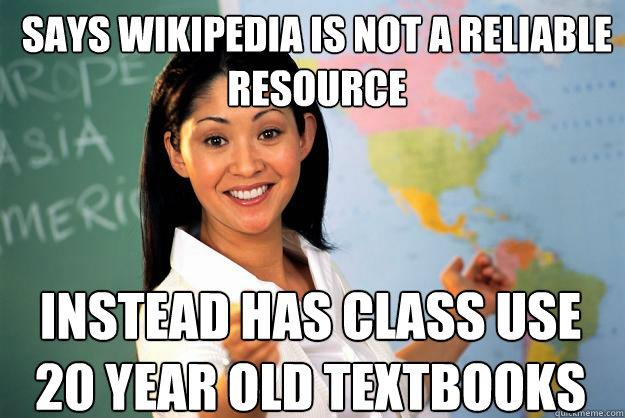 4fba786833b2b teacher wikipedia meme by imacoww ) memedroid