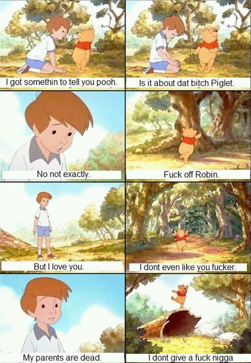 Fuck off robin - meme