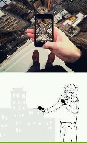 genius! - meme