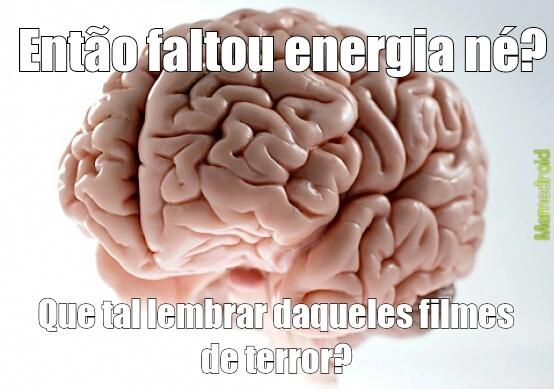 Maldito cérebro. - meme