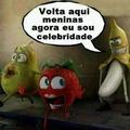 Banana celebridade