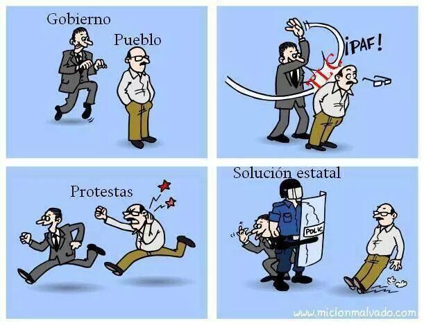 Simplemente el Gobierno.. - meme