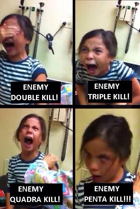 Rage comic (badum tsss) - meme
