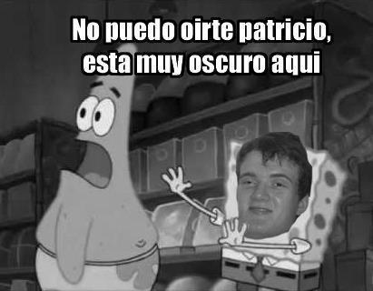 patricio - meme