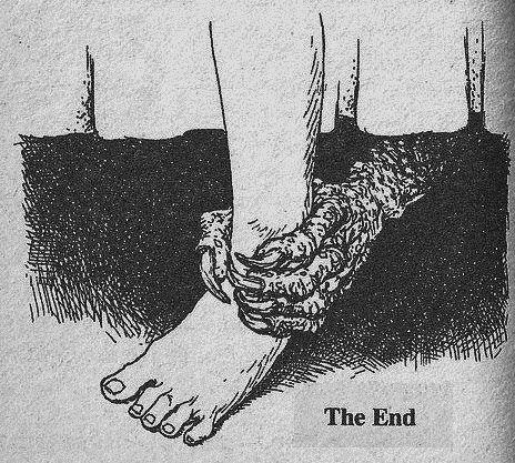 the end - meme