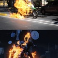 ghost rider :o