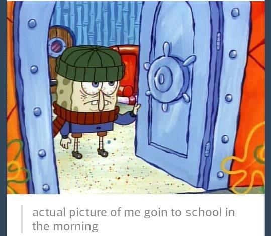 Mondays - meme
