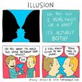 this illusion is a lie