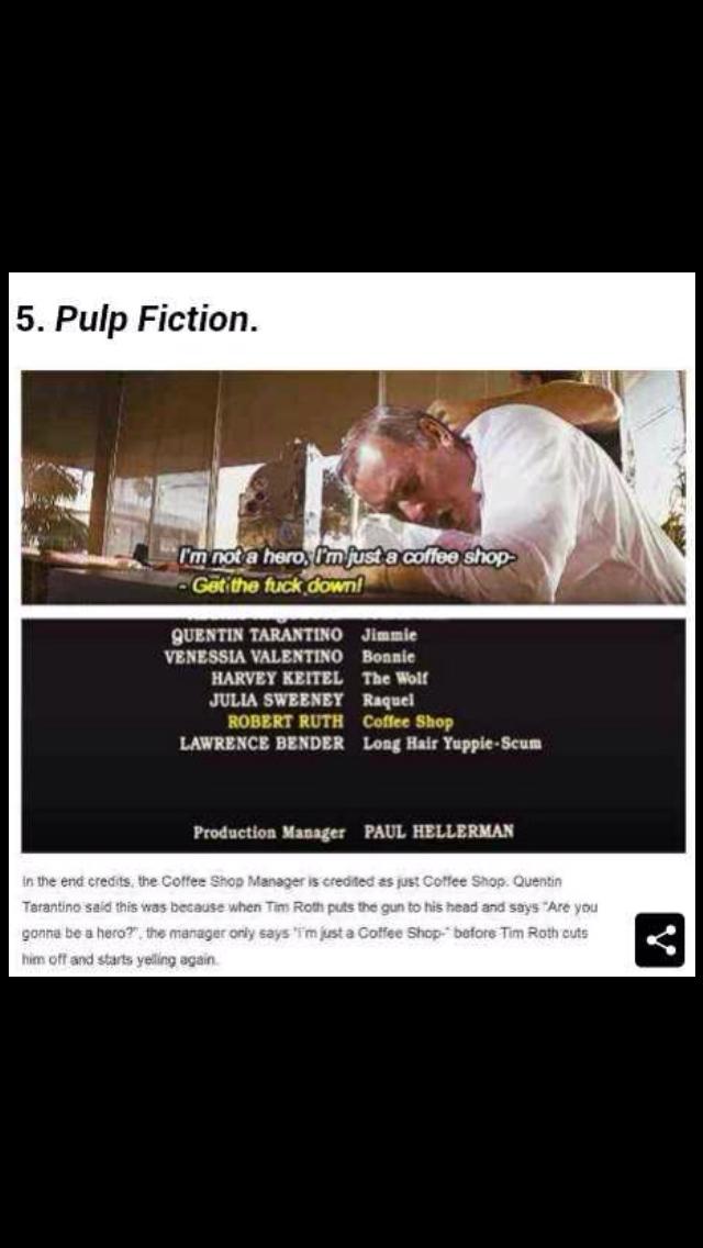 Pulp fiction  - meme