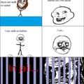 In jail :(