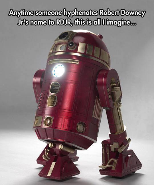 RDJR - meme