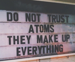 atoms - meme