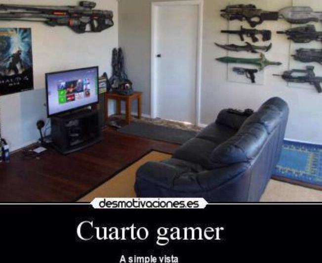 Gamer by juanchoxxx  - meme