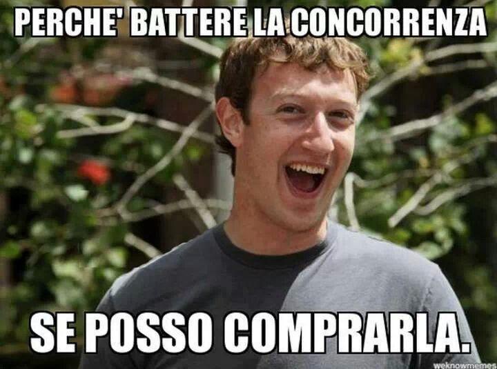 Mark Zuckenberg - meme