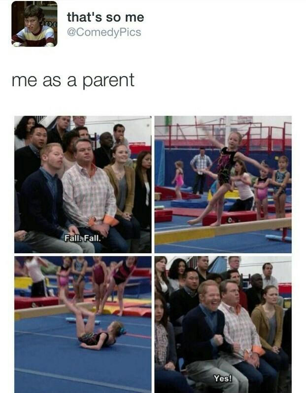 good parenting - meme