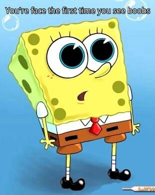 spongebob - meme