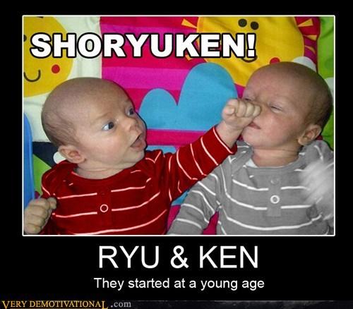 shoryuken! - meme