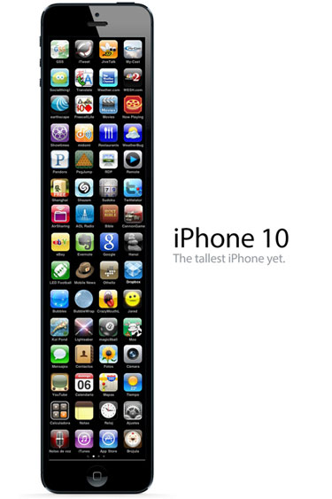 the new iphone - meme