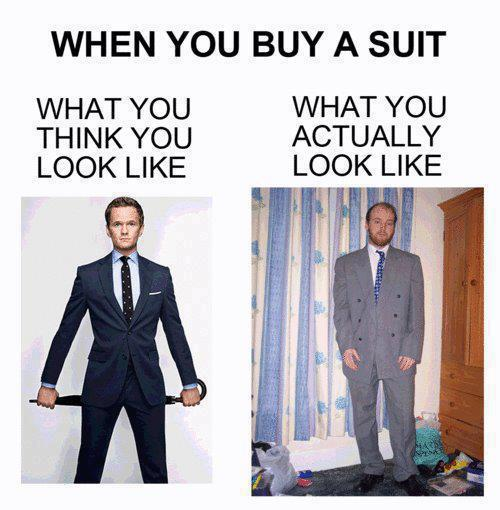 Suit up D , Meme by sabsab ) Memedroid