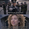 Before you ask it's obviously Doctor Who