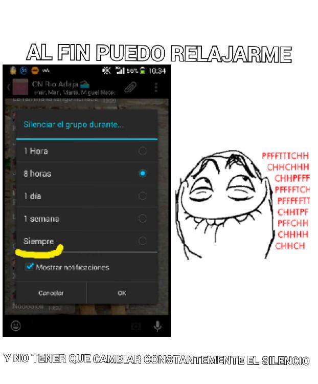 Ese WhatsApp - meme