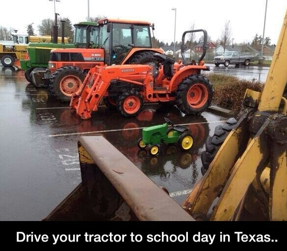 only in Texas - meme