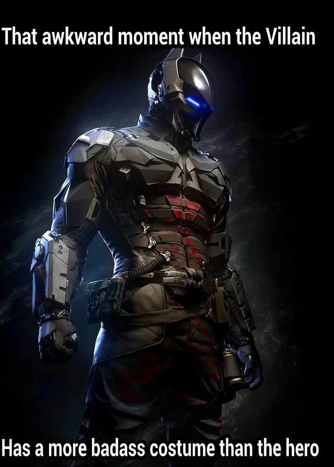 Batman: Arkham Knight - meme