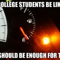 college students know that feeling