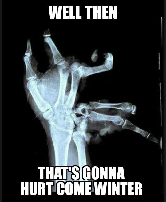 worst fap cramp ever!! - meme