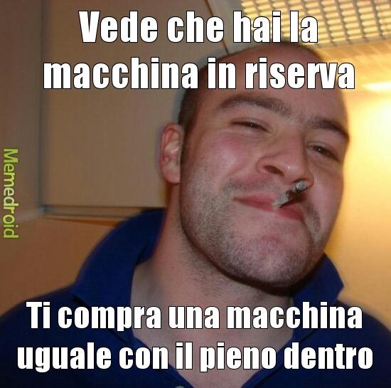 Macchina - meme