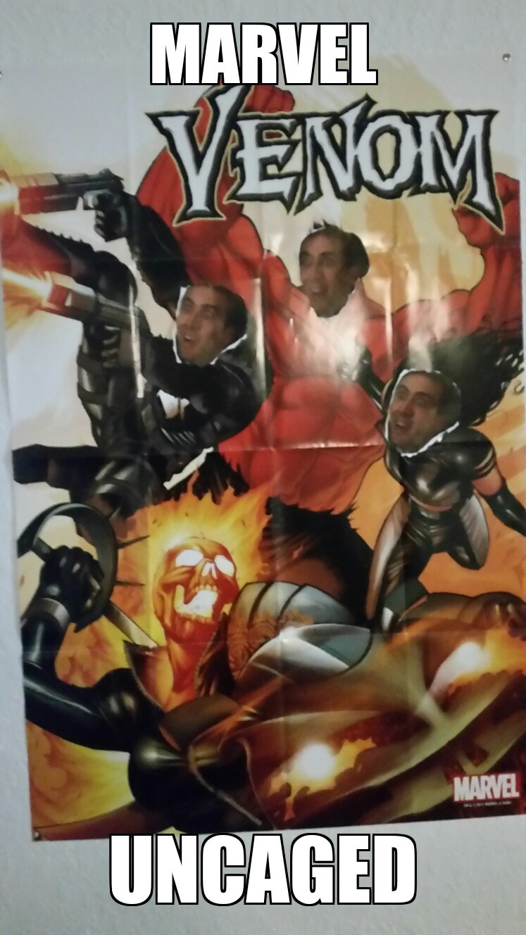 Marvel is getting risky lol - meme