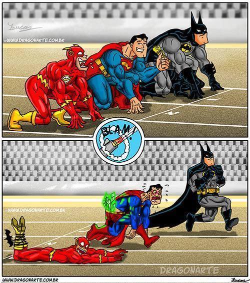 Batman est le meilleur... avec ces gadgets - meme