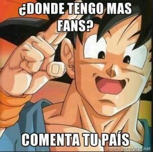 Goku!!! - meme
