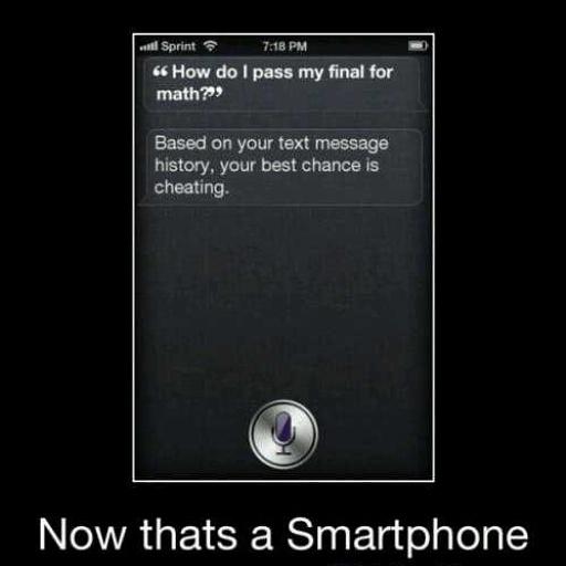 well thts a smart phone - meme
