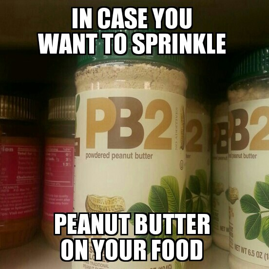 powdered pbj sandwiches - meme