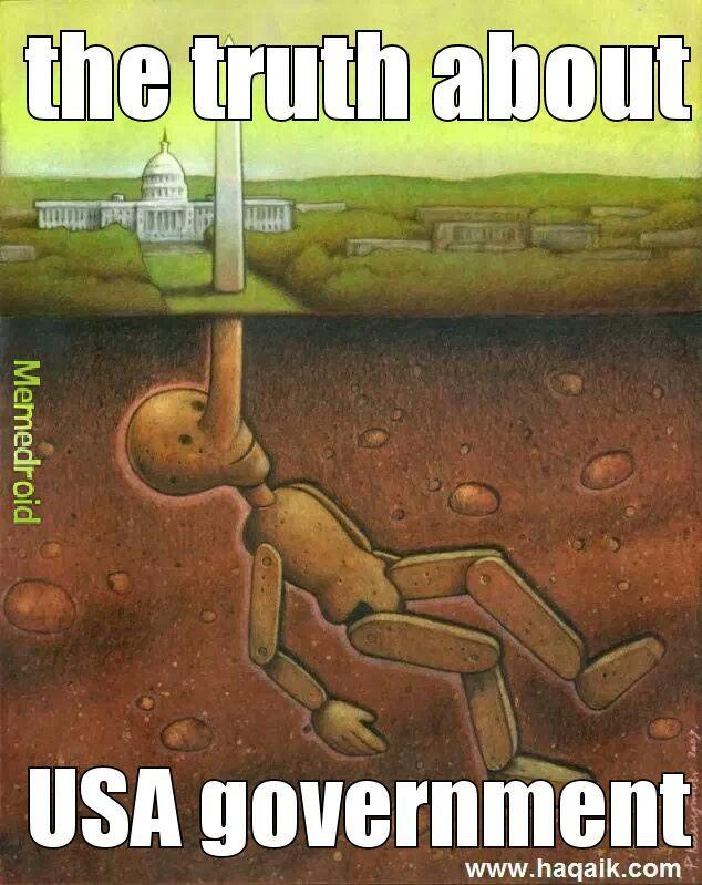 USA government - meme
