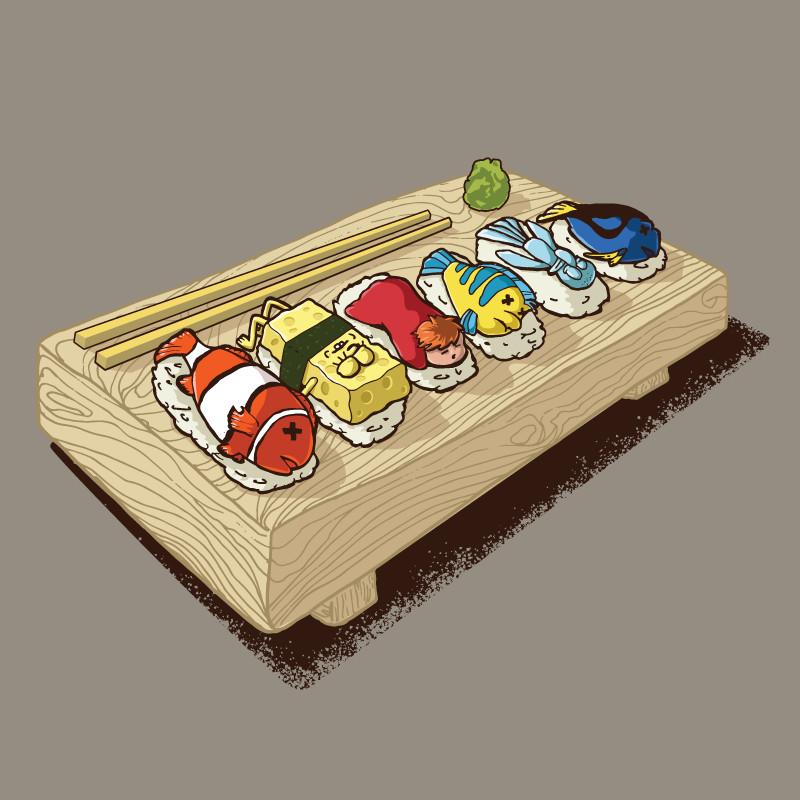 Sushi & Sunshine - meme