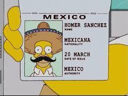 la prueba definitiva de que se llama Homer y no Homero - meme
