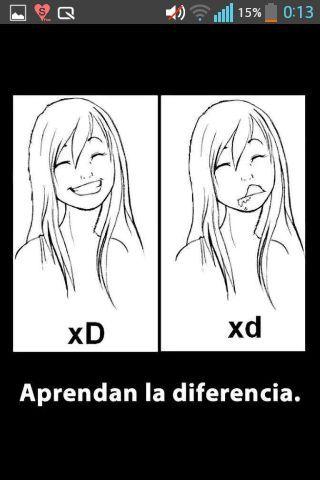 hay que saber la diferencia - meme